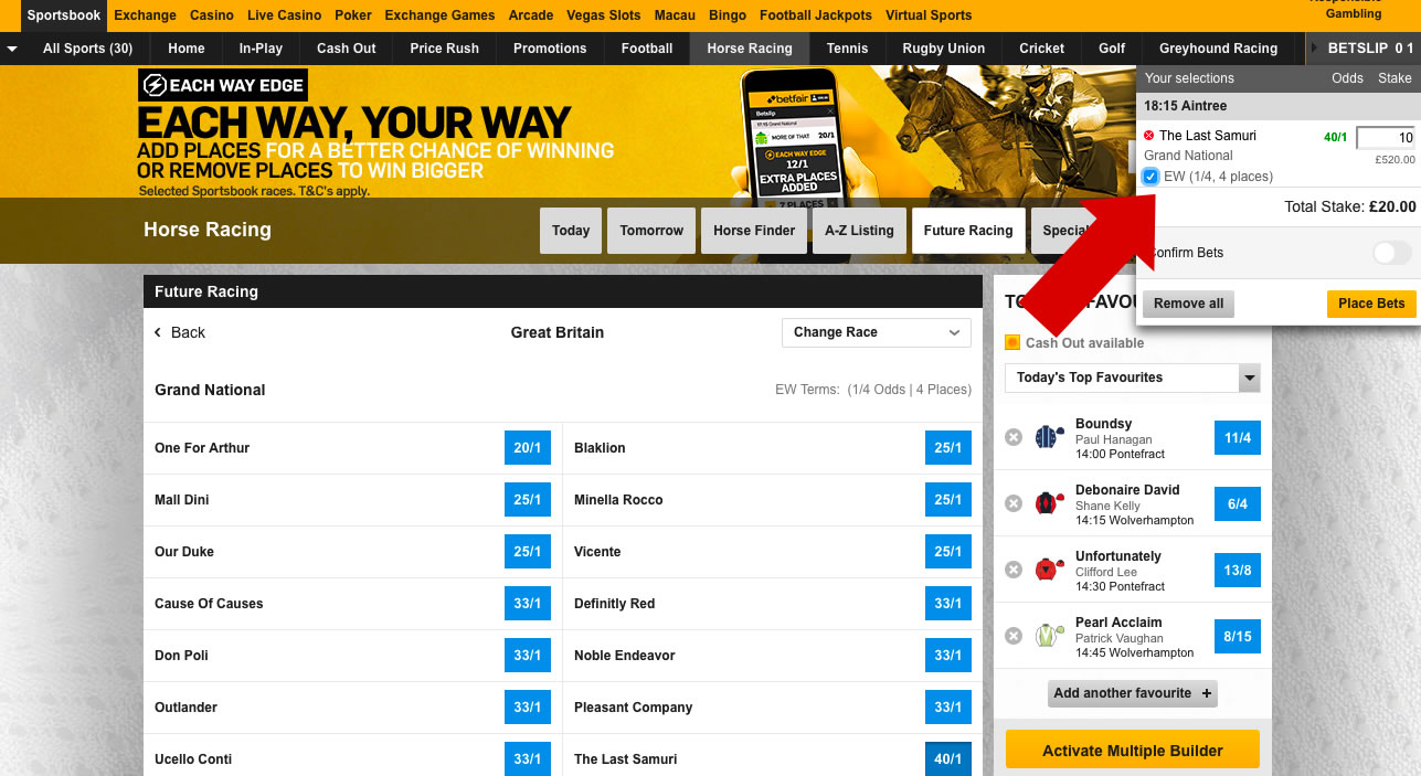 How does e w betting work from home biggest uk betting companies in ghana